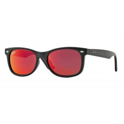 Ray-Ban Junior RJ 9052S Junior New Wayfarer 100S6Q Nero Opaco