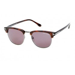 Tom Ford FT 0248 52A Gunmetal Tartaruga
