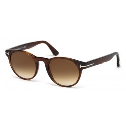 Tom Ford FT 0522 48F Marrone Scuro Lucido