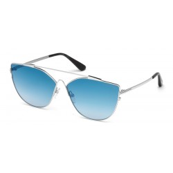 Tom Ford FT 0563 18X Rodio Lucido