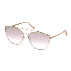 Tom Ford FT 0563 Jacquelyn-02 33Z Oro