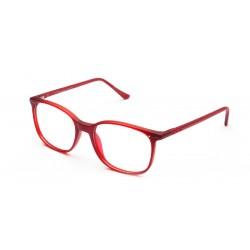 Italia Independent R1 I-I 5711 I-THIN ROUND - 5711.051.000 Rosso Multicolore