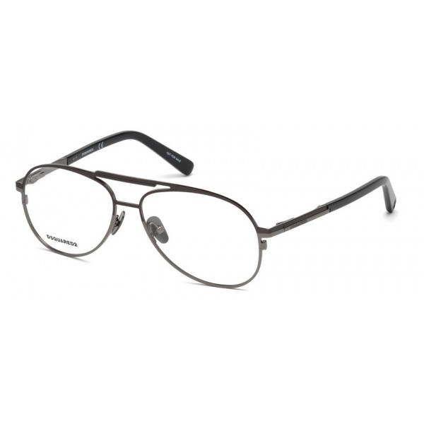 Dsquared DQ 5239 009 Antracite Opaco