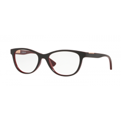 Oakley OX 8146 Plungeline 814604 Iml Satin Black Brick Red