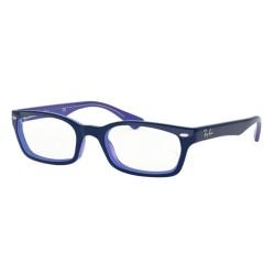 Ray-Ban RX 5150 - 5776 Blu Viola Trasparente