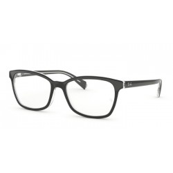 Ray-Ban RX 5362 - 2034 TOP BLACK ON TRANSPARENT