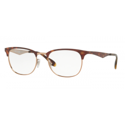 Ray-Ban RX 6346 - 2971 COPPER ON TOP HAVANA