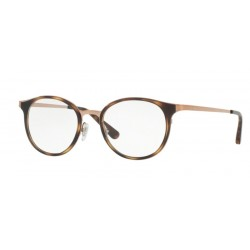 Ray-Ban RX 6372M - 2732 BRUSHED LIGHT BROWN
