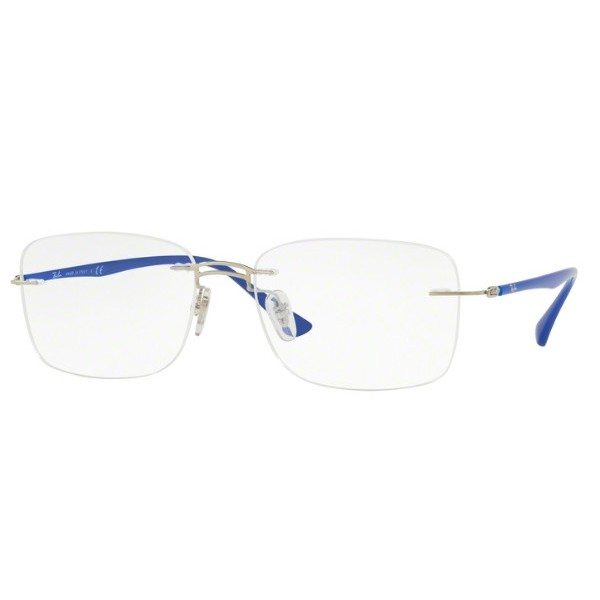 Ray-Ban RX 8750 - 1193 Argento